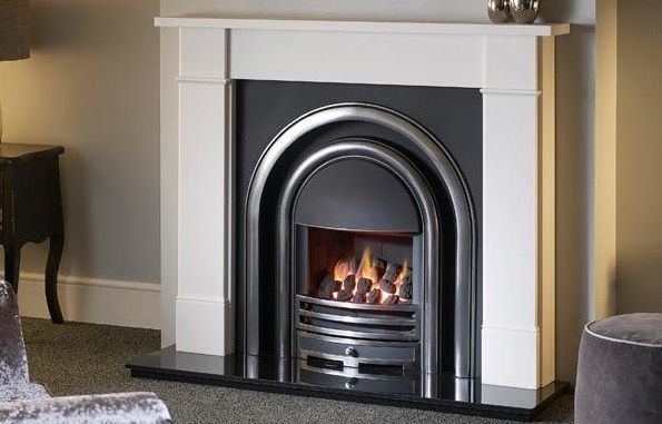 Hersham Liberty White Marble Fireplace From Capital Fireplaces