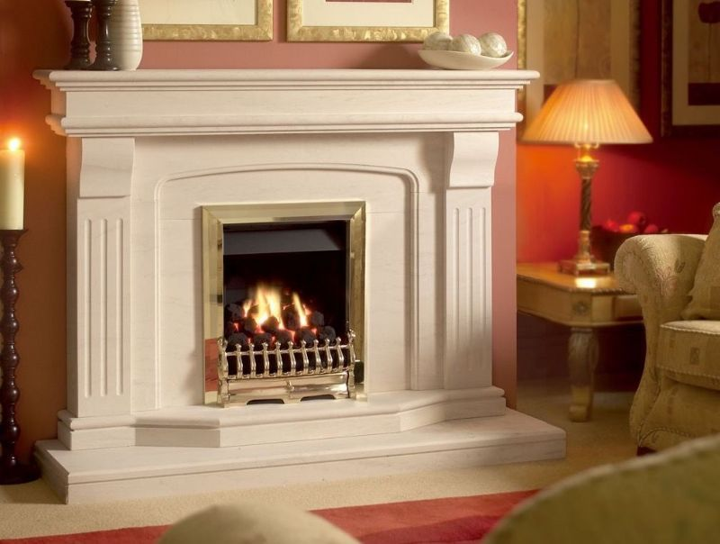 Oasis Gas Fire From Kinder