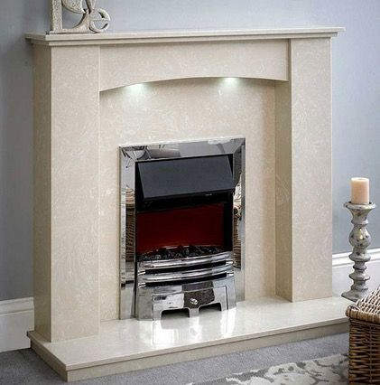 Perth Marble Fireplace From Qasim