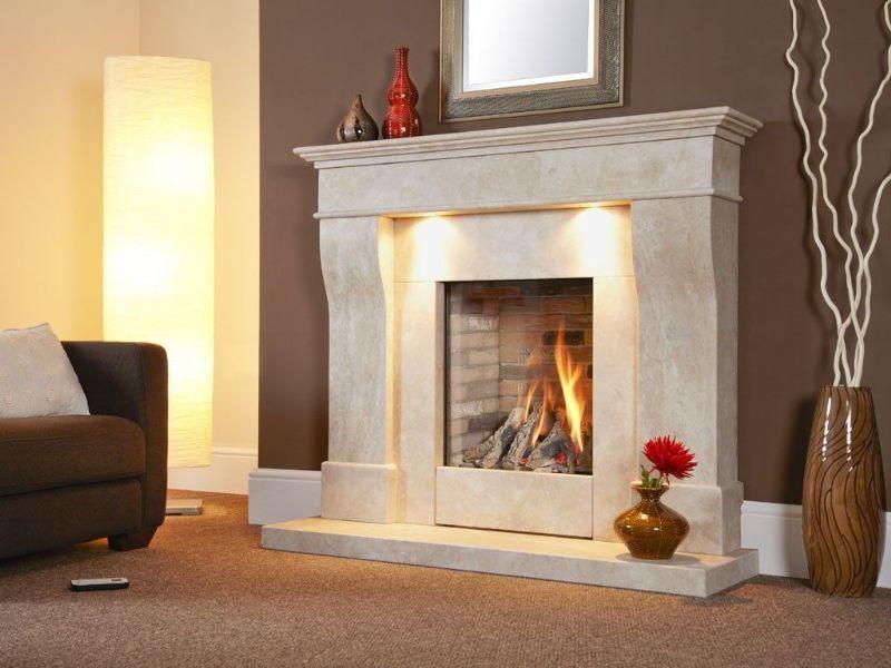 Avelli Illumia Balanced Flue Gas Fire Suite From Michael