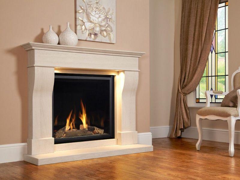 Da Vinci Illumia Gas Fire Suite From Michael Miller